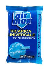 Ricarica universale per assorbi umidità in sali AIR MAX g.450   fragranza neutra
