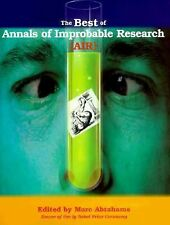 The Best of Annals of Improbable Research by Marc Abrahams (1997, Paperback) 3