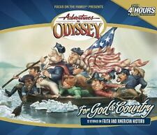 Adventures in Odyssey: For God and Country : 12 Stories on Faith and American Hi