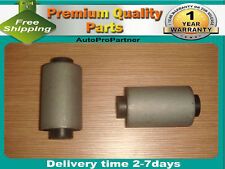 2 FRONT LOWER CONTROL ARM BUSHING FOR NISSAN PICK UP D22 2.4L 2WD 98-04