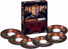 Criminal Minds - Staffel 1 - DVD - *NEU*