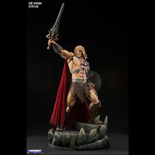 SIDESHOW Masters of the Universe He-Man Statue Figure NEW SEALED