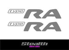 Tipo ra WRX Subaru Impreza Decal Set, STI, Varios Colores