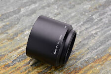 Asahi Pentax Takumar 49mm Screw-in Metal Lens Hood 3.5/135 4/150 5.6/200 (#1429)