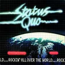 Status Quo - Rockin' All Over The Worldl, Deluxe Edition 2CD Neu