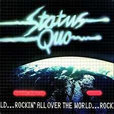 Statu quo-rockin 'all over the worldl, Deluxe Edition 2cd NEUF