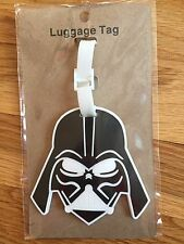 NEW Cute PVC Baggage Luggage Tag Star wars Darth Vader Ship from U.S.