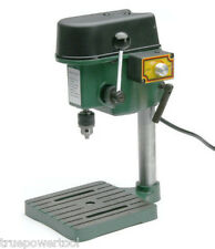 PRECISION MINI DRILL PRESS COMPACT DRILL PRESSES BENCH JEWELER HOBBY 3-SPEEDS