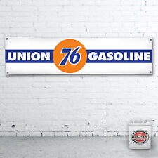 UNION 76 GASOLINE Banner  –  heavy duty for workshop, garage, mancave retro