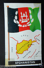 figurines figuren stickers picture cards figurine bandiere del mondo 84 folgore