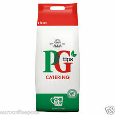 PG Tips 1610 One Cup Pyramid Tea Bags  Damaged Bag, Sold Loose
