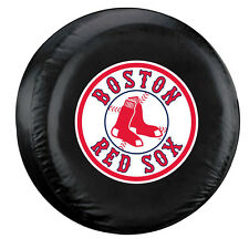 Boston Red Sox Large Spare Tire Cover [NEW] Vinyl Car Wheel Auto CDG