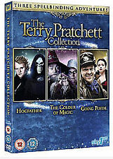 The Terry Pratchett Collection DVD British Comedy Fantasy