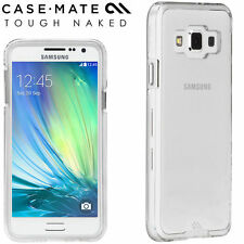 GENUINE CaseMate Samsung Galaxy Note 4 Tough Naked Case Cover Clear | CM031837