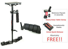 FLYCAM HD3000 Handheld Stabilizer + Arm Brace + Quick Release + Carrybag