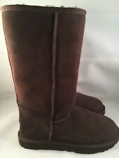 Ugg Classic Tall Boot Brown Size 5 Women /Kids New W Out Box