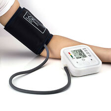 Upper arm blood pressure monitor sphgmomanometer meter with cuff Heart Beat WR