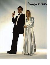 Maryam D'Abo Signed 8x10 Photo - James Bond / PLAYBOY BABE - SEXY!!! #11