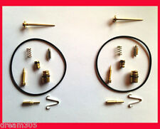 CB350 CL350 TWO Carburetor Rebuild Kits For Honda 1970 1971 1972 1973 Carb - New