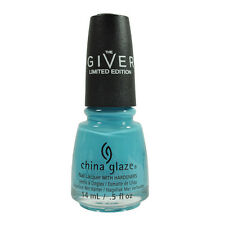 China Glaze Nail Polish Lacquer 82280 Capacity To See Beyond 0.5floz