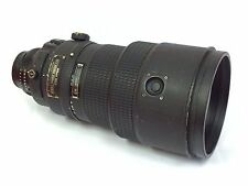 Nikon NIKKOR AF-I D ED IF 300mm f/2.8 motorized autofocus Lens, please read!