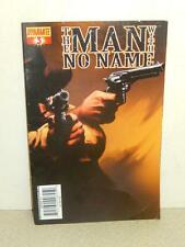 DYNAMITE COMIC- THE MAN WITH NO NAME #3- 2008- GOOD- L8