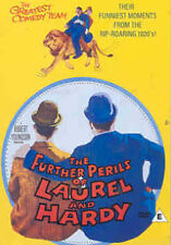 LAUREL AND HARDY - FURTHER PERILS - DVD - REGION 2 UK