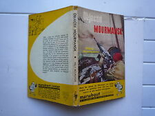 1957 OBJECTIF MOURMANSK DE WILLY BOURGEOIS MAROUBOUT JUNIOR N° 104 ILL ATTANASIO