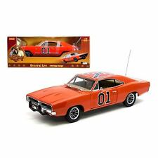 1:18 1969 Dodge Charger General Lee Dukes of Hazzard By Auto World