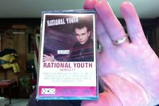 Rational Youth- Heredity- new/sealed cassette tape