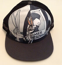 New Era Cap Hat Hero Break Out Snapback Bugs Bunny M/L Cartoon Warner Bros
