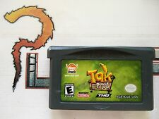NINTENDO GBA GAME BOY ADVANCE TAK AND THE POWER OF JUJU SOLO CARTUCHO NTSC USA