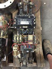 SQUARE D 8536 SH02 Series B NEMA  Size 6 Starter 600HP