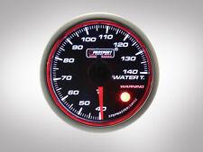 Prosport Wassertemperatur HALO Serie  weiß 52 mm