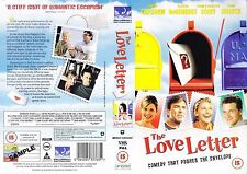 The Love Letter, Kate Capshaw Video Promo Sample Sleeve/Cover #14203