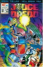 Judge Dredd # 51 (Kim raymond, Gary Leach) (Quality Comics USA, 1989)
