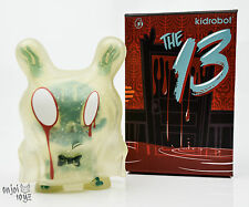 """Grisly Phantom #2 - Kidrobot The 13 Dunny Series by Brandt Peters 3"""" Figure New"""