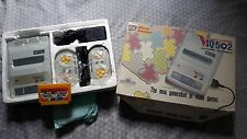 Super rare console MICRO GENIUS VIDEO GAME IQ 502 clône de Nintendo NES neuve