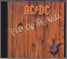 AC/DC - Fly On The Wall - CD (Albert 4652572 Black & White Face)