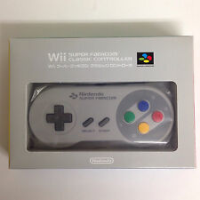 Wii SNES Classic Controller Club Nintendo Limited Japan