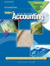 Accounting Applications: Century 21 Accounting : Multicolumn Journal by...