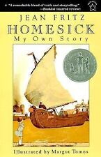 Homesick : My Own Story by Jean Fritz (1999, Paperback)