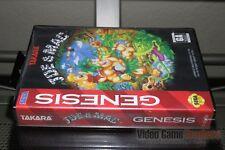Joe & Mac (Sega Genesis, 1991) FACTORY SEALED! - ULTRA RARE!