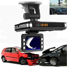 "2.0"" TFT LCD Car DVR Radar Laser Speed Detector/GPS Drivecircuit Record Detector"