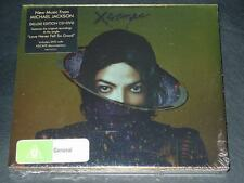Xcape [Deluxe Version] by Michael Jackson CD+DVD
