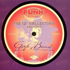 12 Inch Collection & More - Gap Band (1999, CD NEUF)