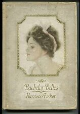 Bachelor Bells Illustrations By Harrison Fisher 1908 Poetry Color Illustrated