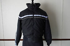 Vintage Gerry Winter Ski Puffer Down Jacket Men's Size L Made In USA Black