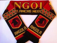 Angola Football Scarves NEW made with luxury Acrylic Yarns