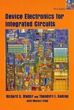 FAST SHIP - MULLER KAMINS 3e Device Electronics for Integrated Circuits      V16